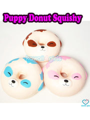 Puppy Donuts Squishies