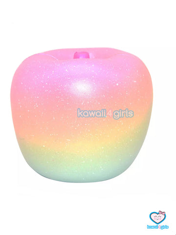 Jumbo Rainbow Apple Squishies