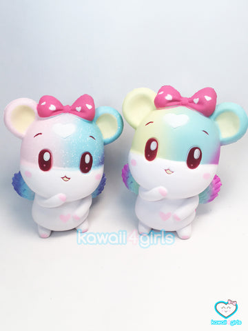 Jumbo Angel Mouse Squishies