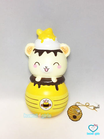Yummiibear Honey Pot Squishies