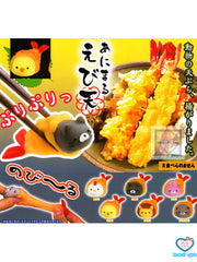 Shrimp Sushi Stretchy Squishies