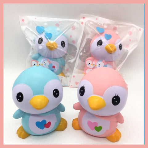 Penguin Squishies