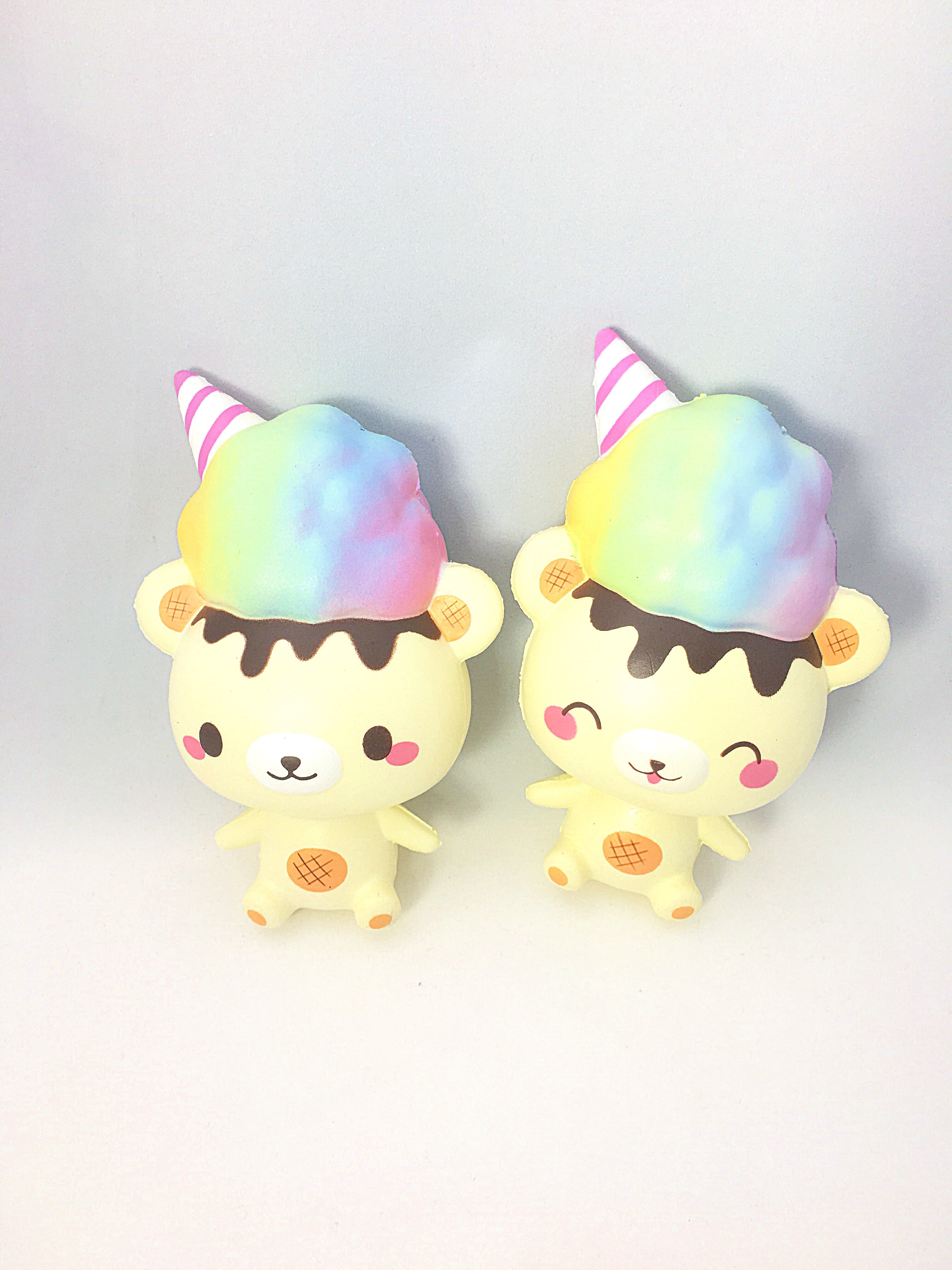 Licensed Fairy Floss Yummiibear Squishies