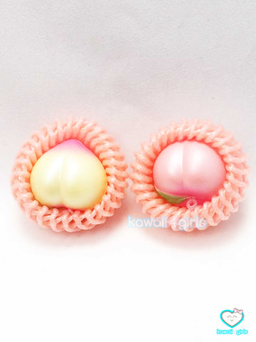 Small IBLOOM Peach Squishies