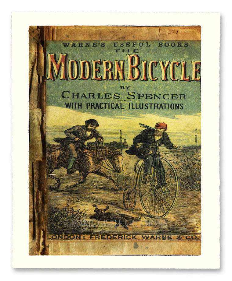 Modern Bicycle