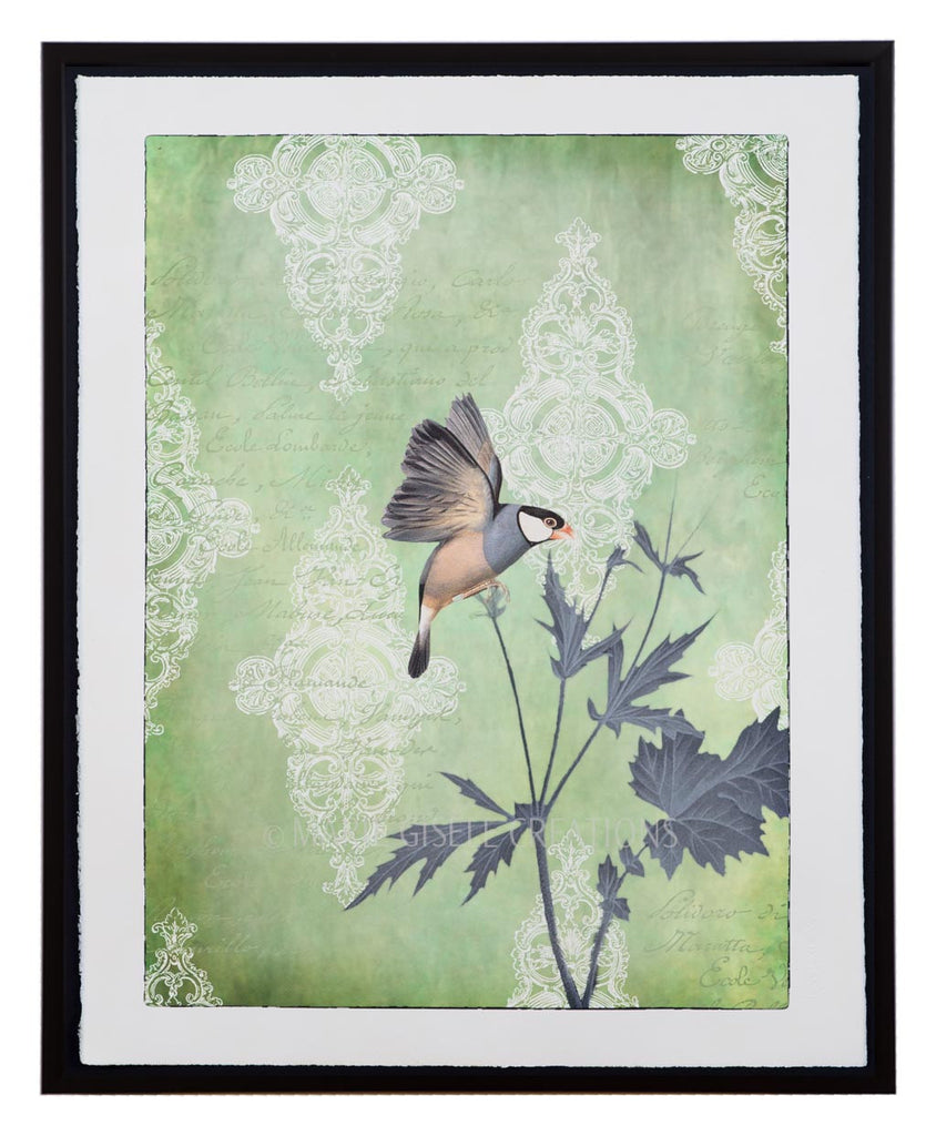 Sparrow on Tapestry II