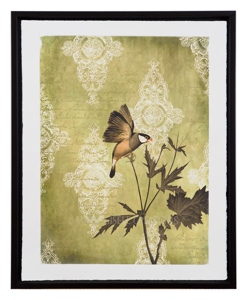Sparrow on Tapestry I