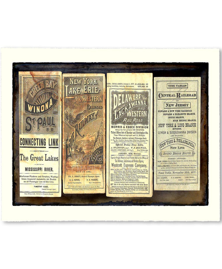 Posters - Vintage 1800s Posters