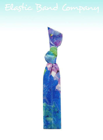 Flower Color Headband - Elastic Band Co.