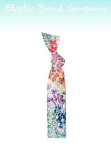 Flower Spots Headband - Elastic Band Co.