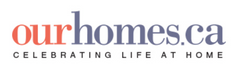 our homes magazine logo