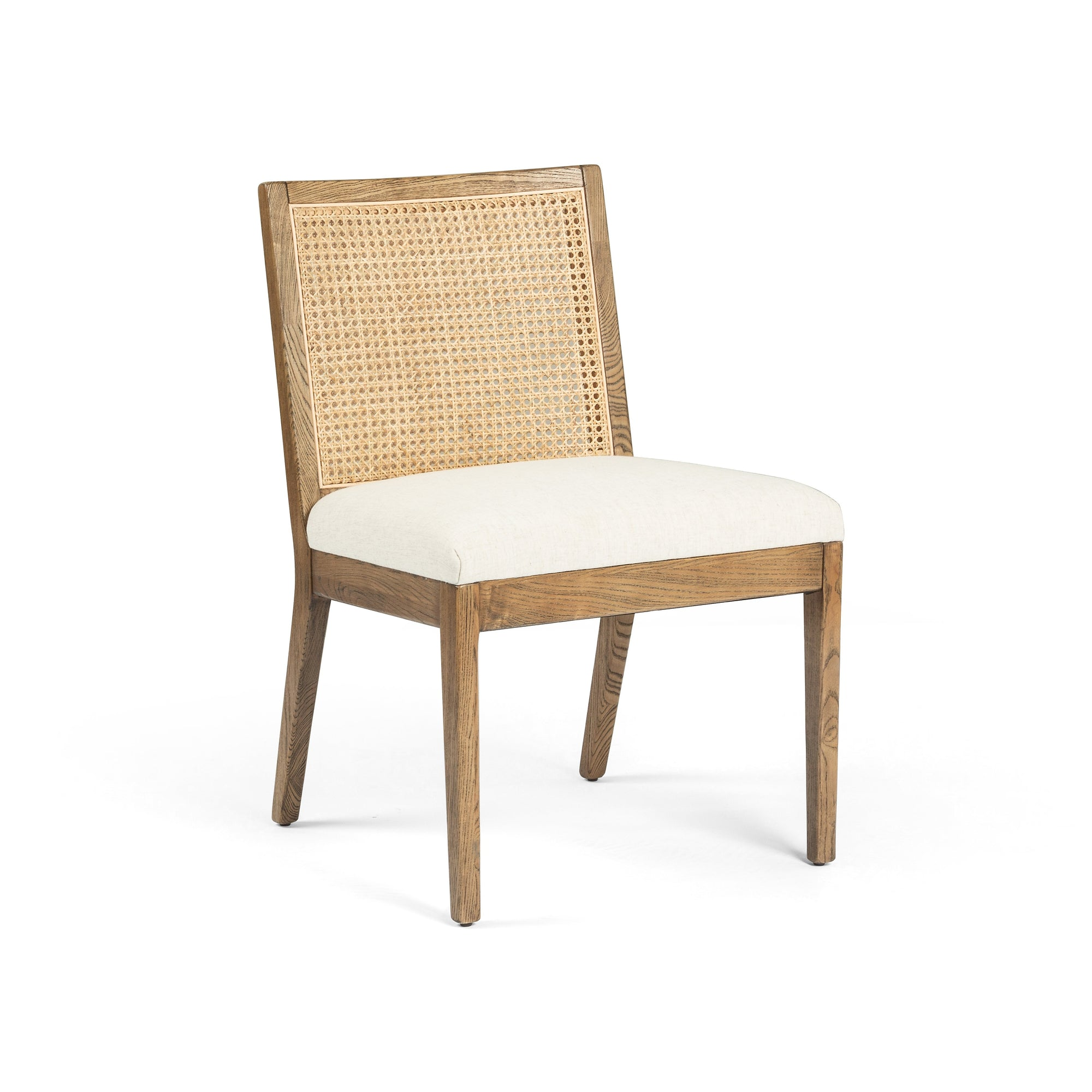 Anita Armless Dining chair - Rug & Weave