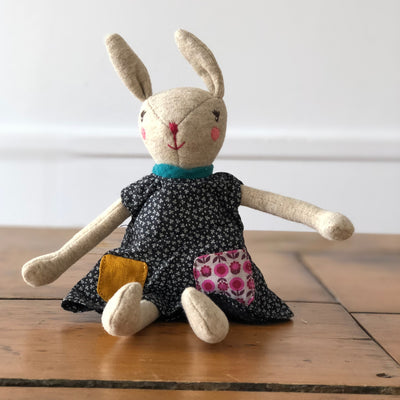 Camomille the Rabbit - Rug & Weave