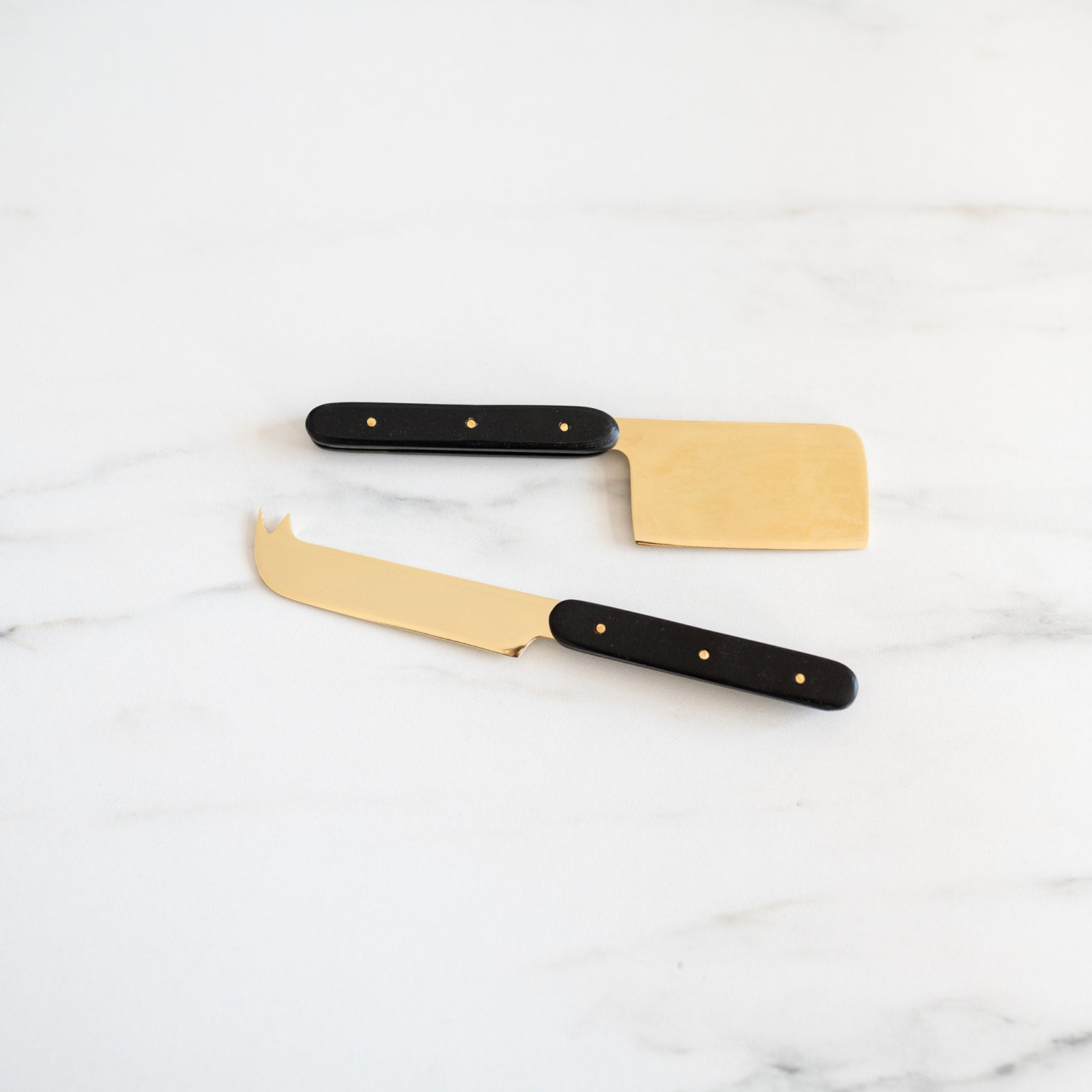 Mondrian Cheese Knife Set - Rug & Weave