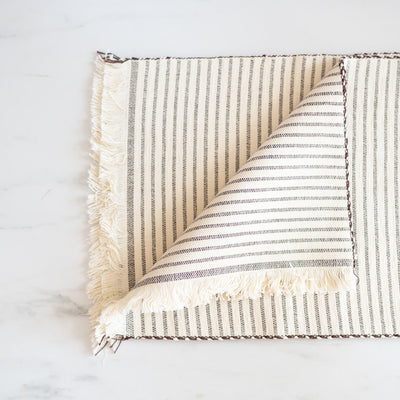 Canyon Cotton Placemat Set - Rug & Weave