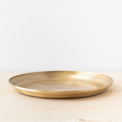 Brass Serving Tray - Rug & Weave