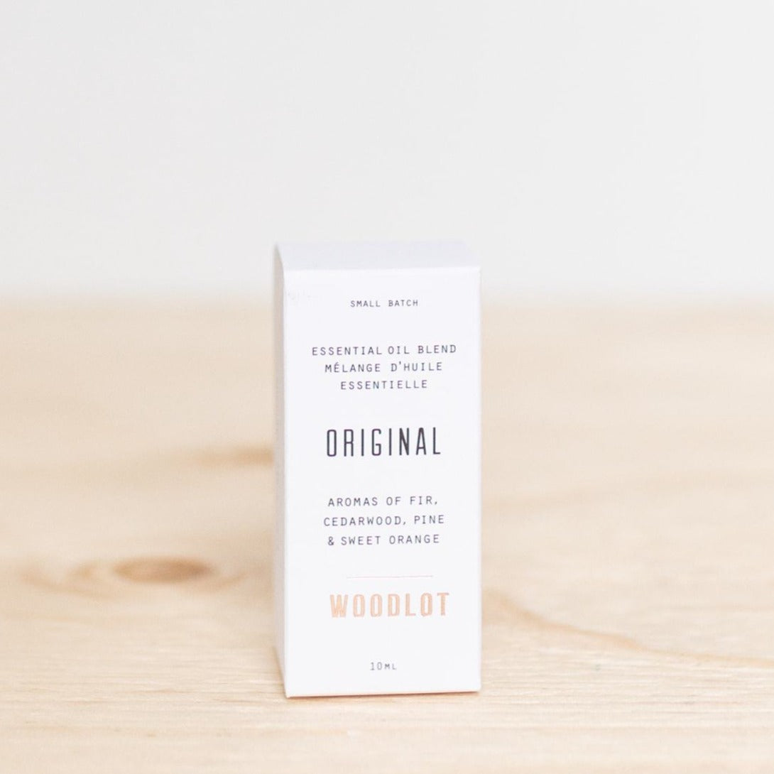 Original Essential Oil by Woodlot