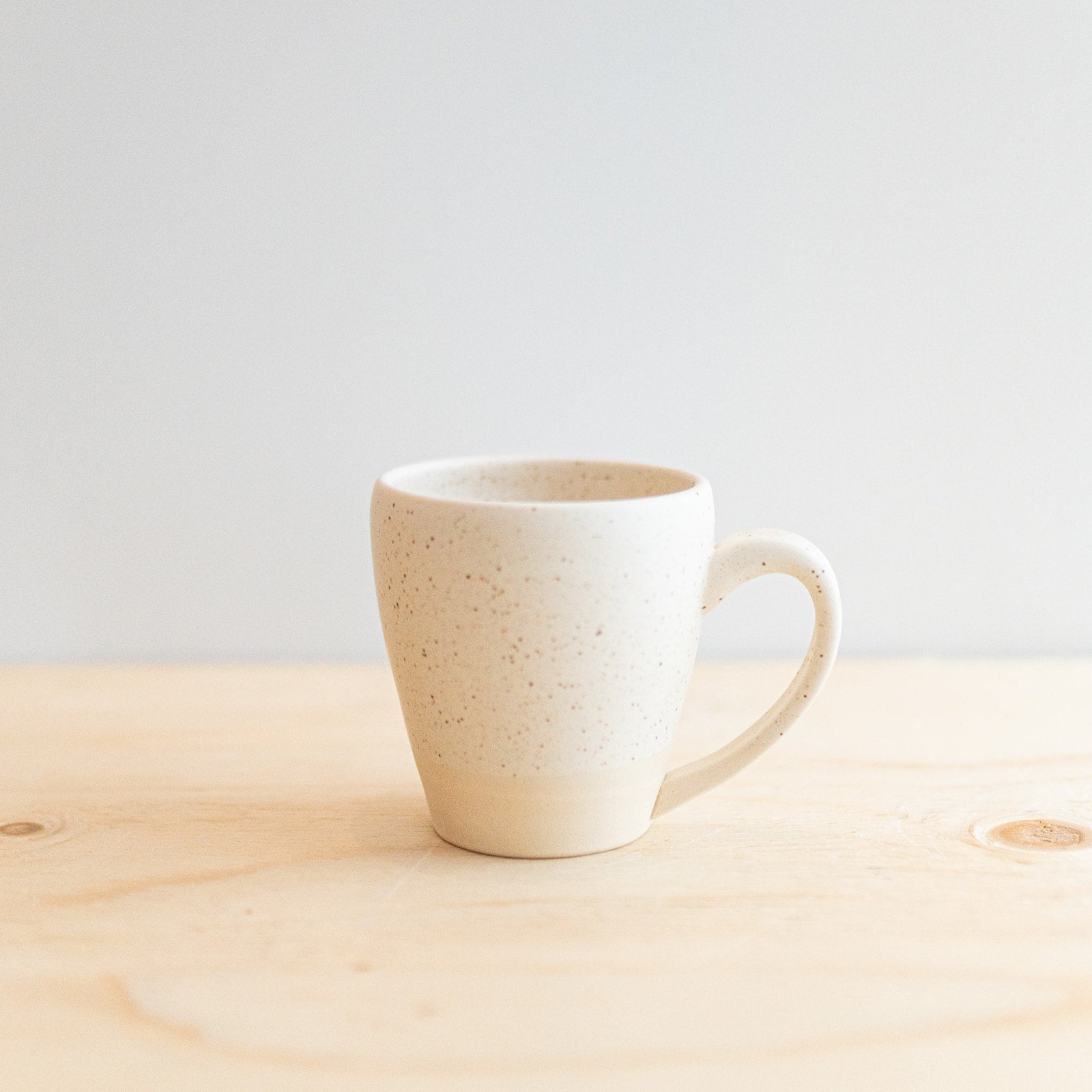 White Coffee Mug - Rug & Weave