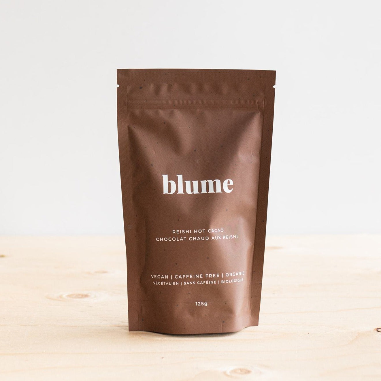 Reishi Hot Cacao Blend Drink Mix by Blume - Rug & Weave