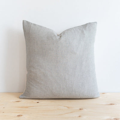 Dove Woven Pillow - Rug & Weave