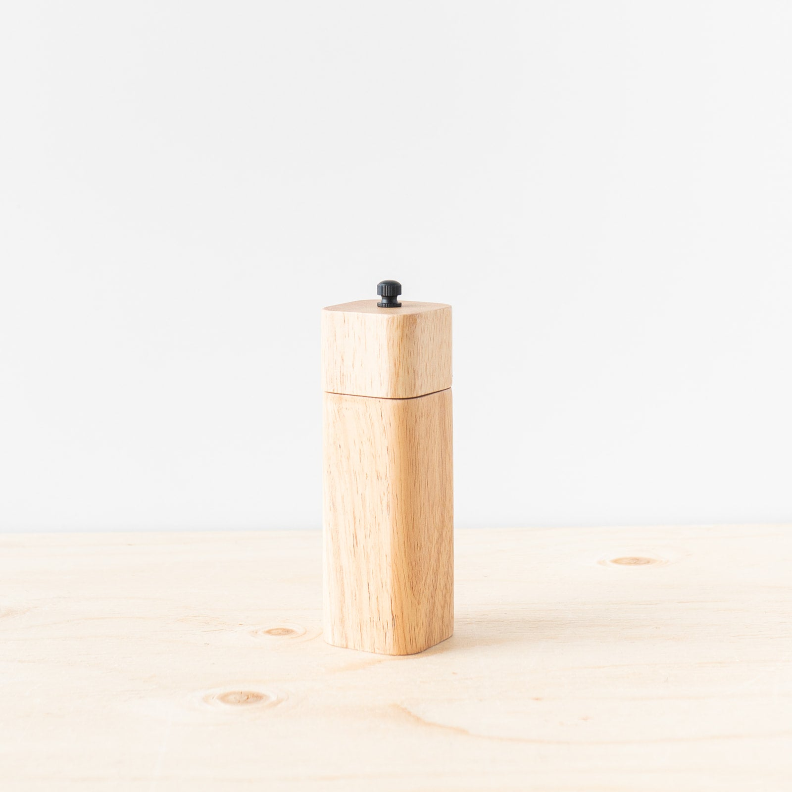 Wooden Salt & Pepper Mill - Rug & Weave