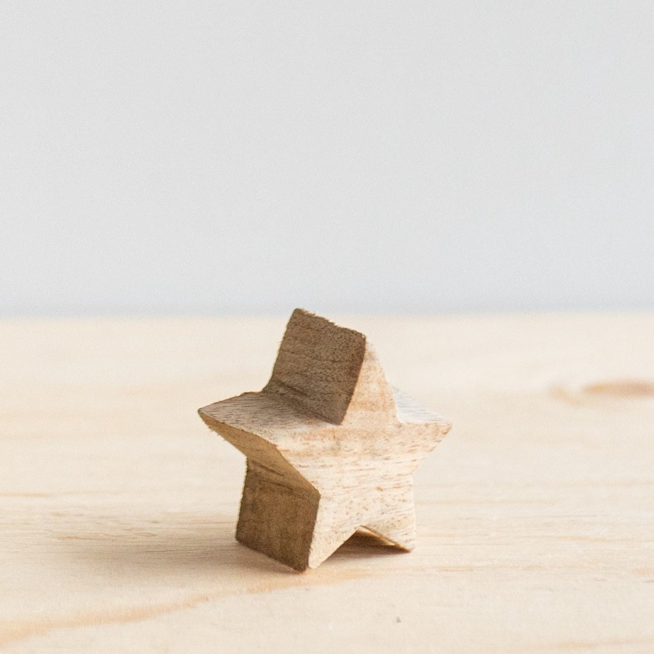 Wood Star Object