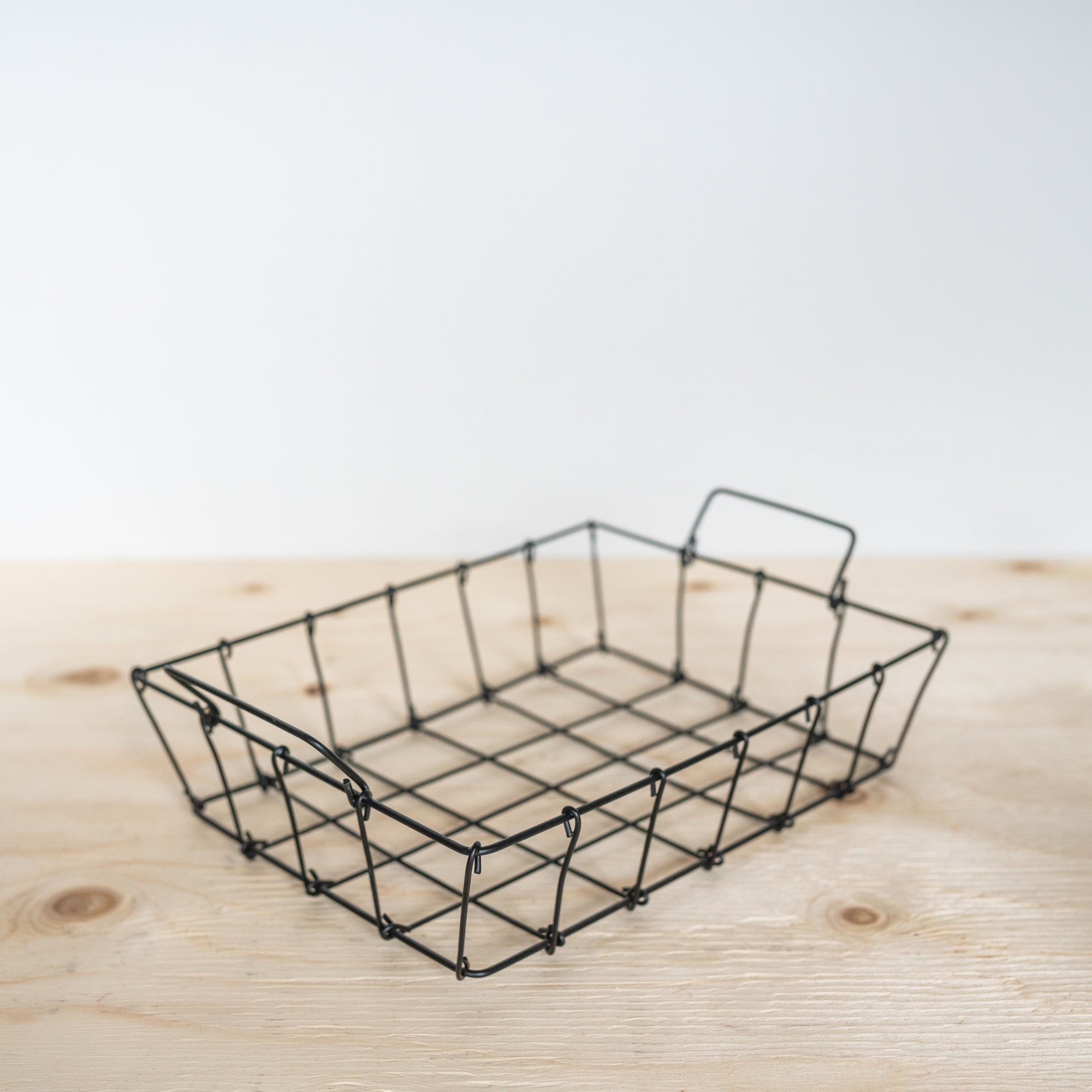 Wire Desk Basket - Rug & Weave