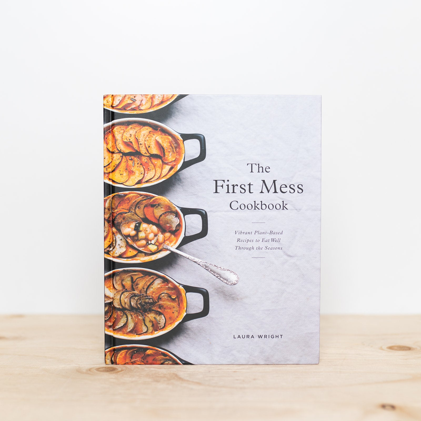 """The First Mess Cookbook"" by Laura Wright - Rug & Weave"