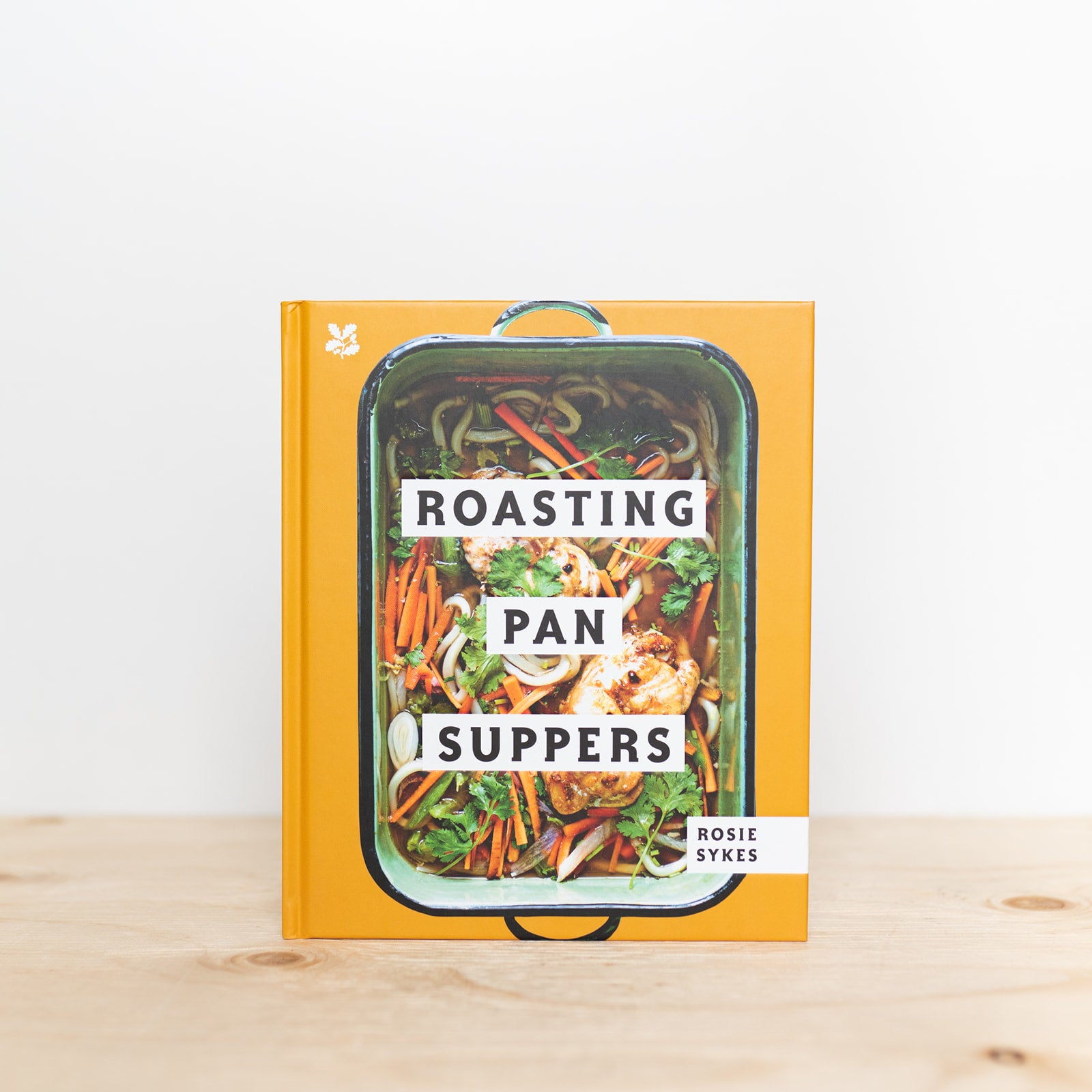 """Roasting Pan Suppers"" by Rosie Skyes - Rug & Weave"