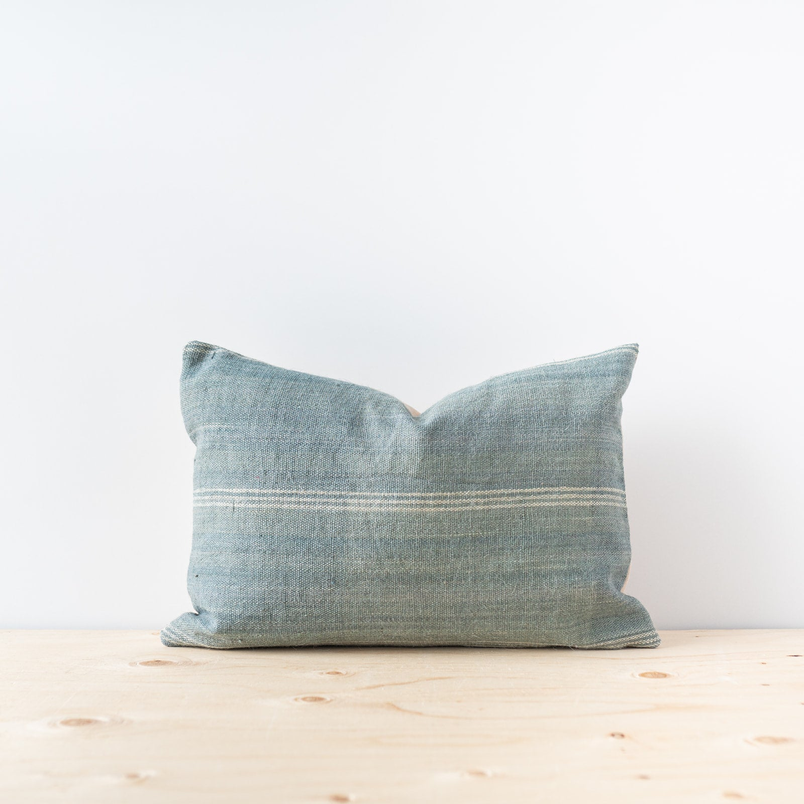 Sage Bhujodi Pillow