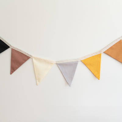 Amber Decorative Bunting - Rug & Weave