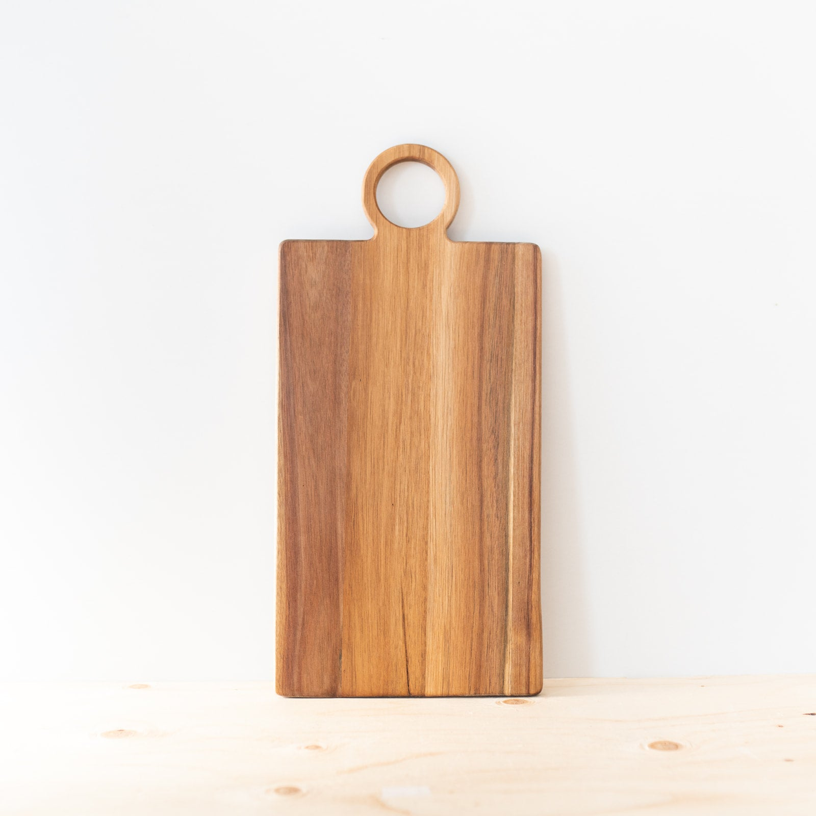 Rectangle Wood Cutting Board - Rug & Weave