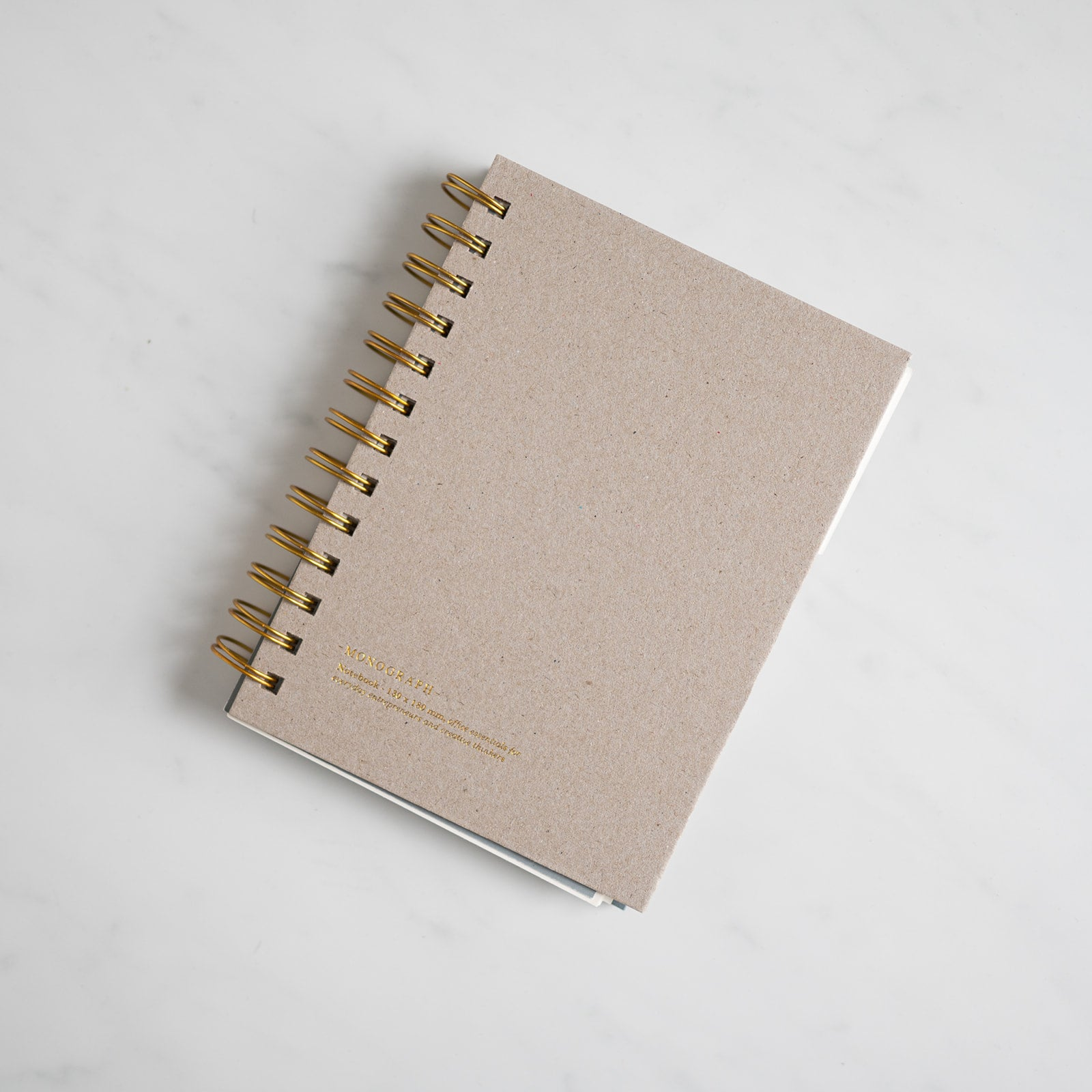 Small Spiral Notebook