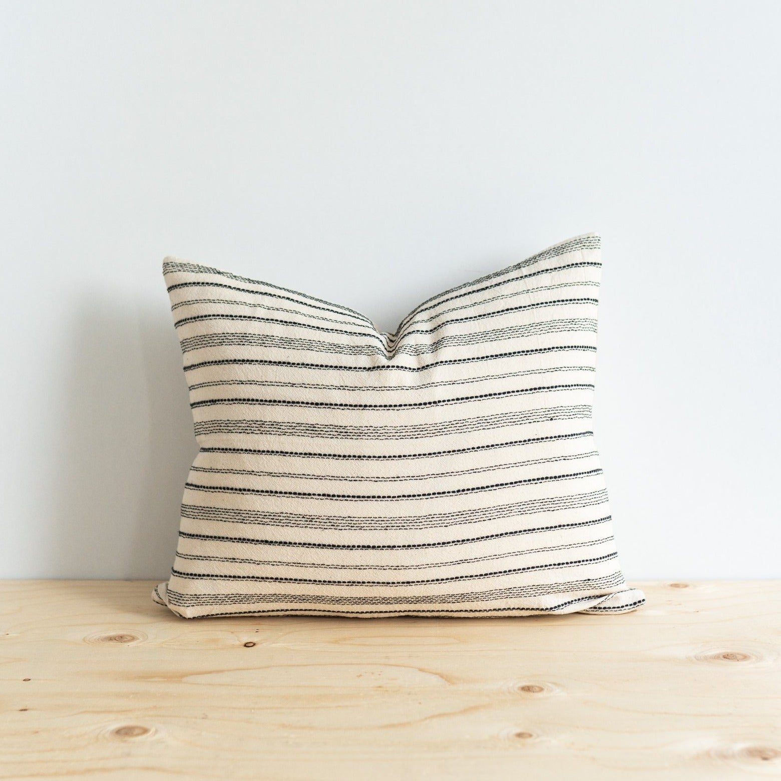 Thai Woven Stripes Pillow