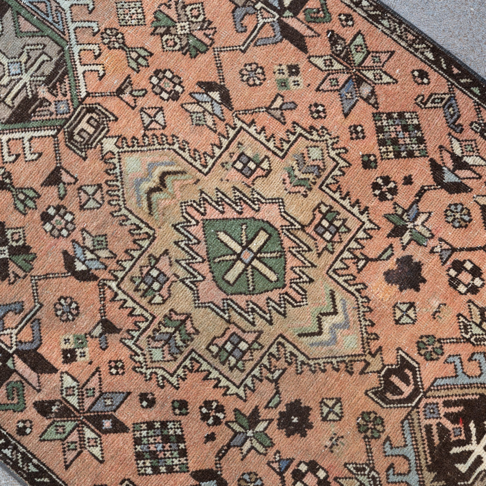 Marigold Stripes Change Pad Cover - Rug & Weave