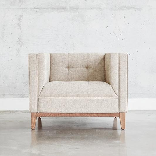 Atwood Chair - Rug & Weave