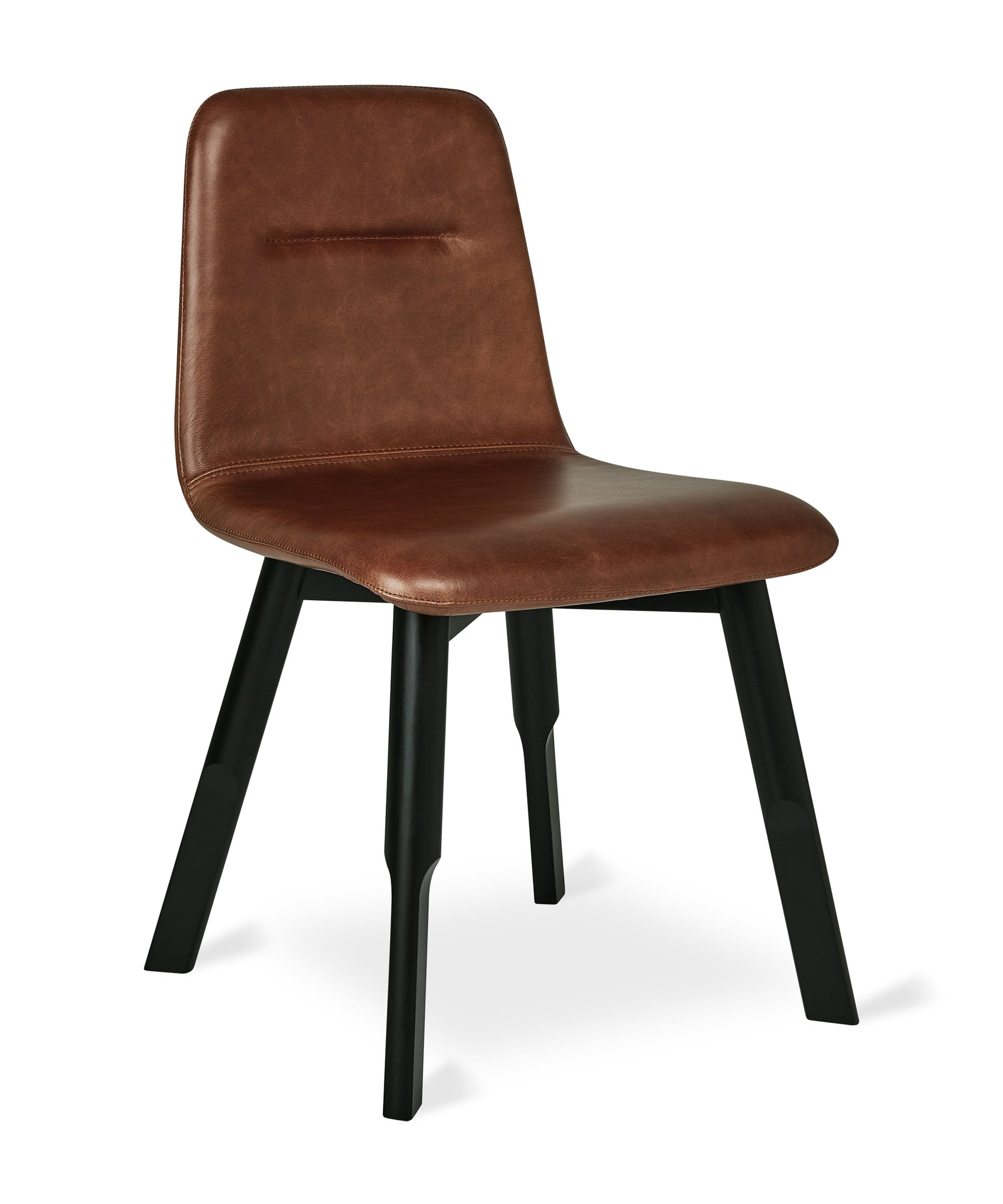 Gus* Modern Bracket Chair - Rug & Weave