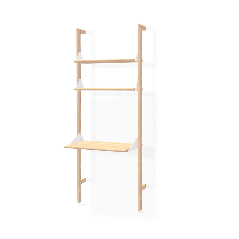 Gus* Modern Branch 1 - Desk Shelving Unit
