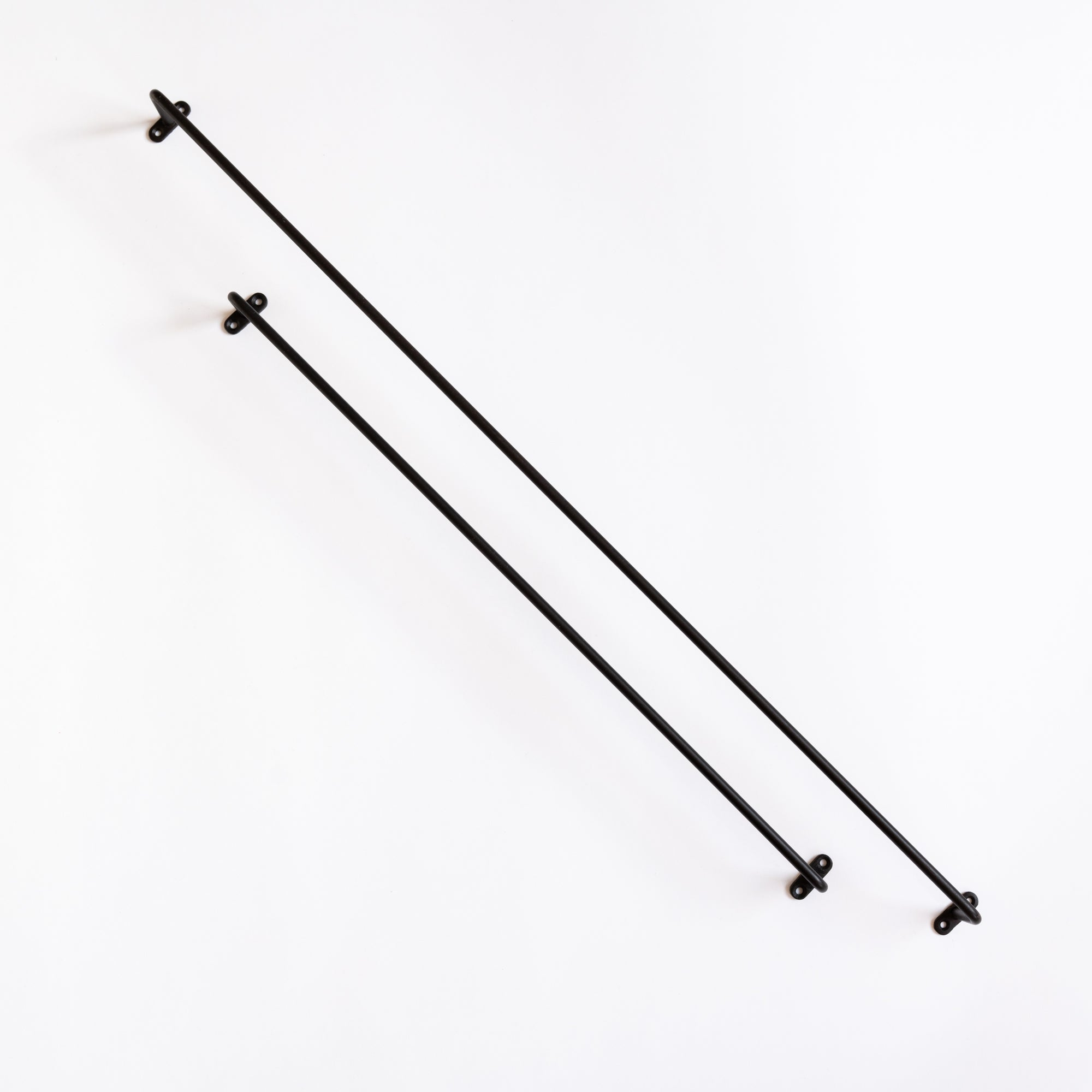 Iron Towel Bar - Four Sizes