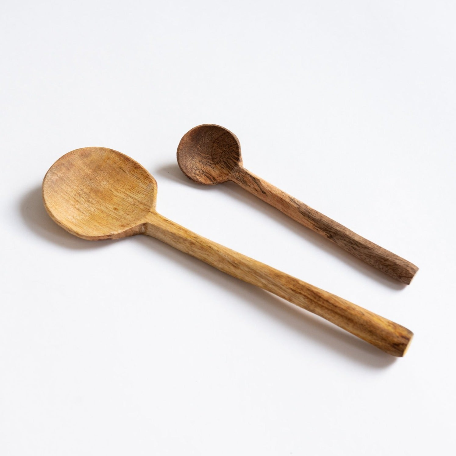Mango Wood Spoon - 2 sizes - Rug & Weave