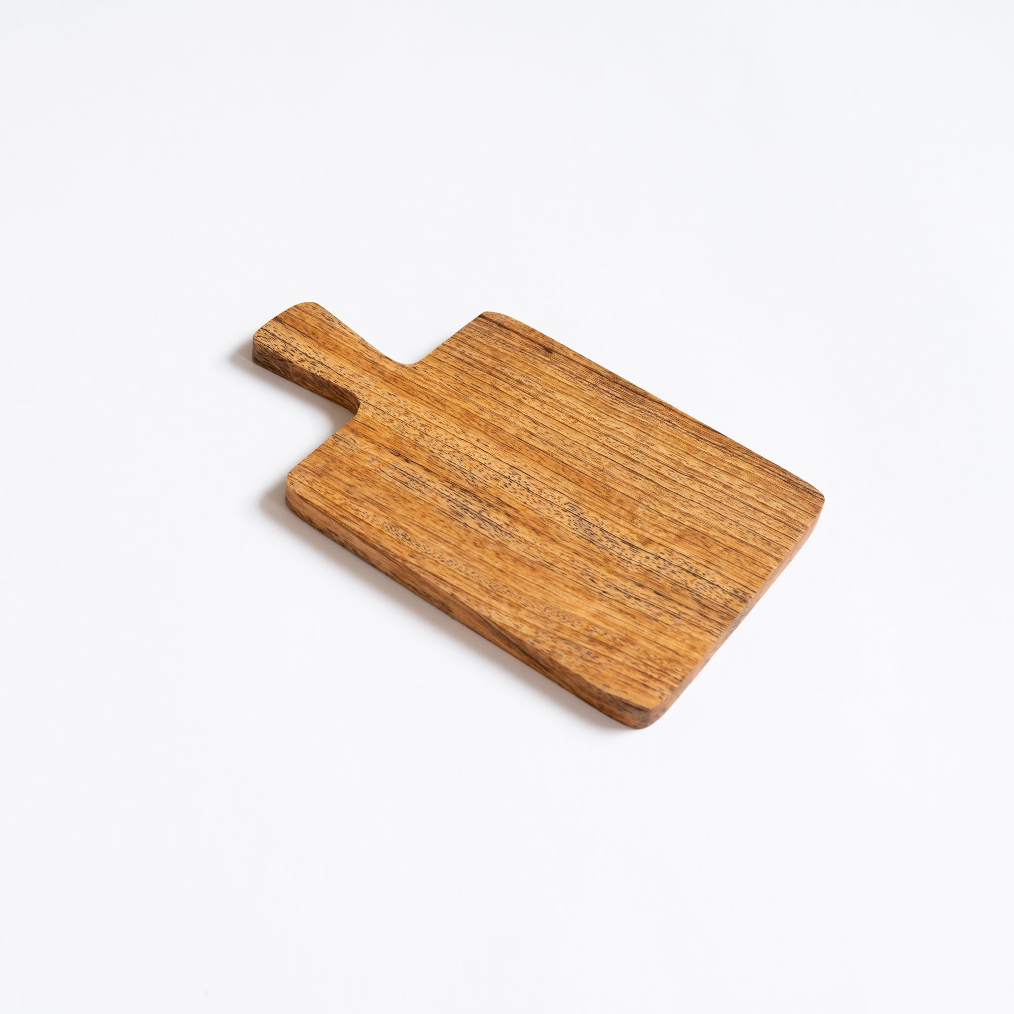 Mini Rectangle Wood Board - Rug & Weave
