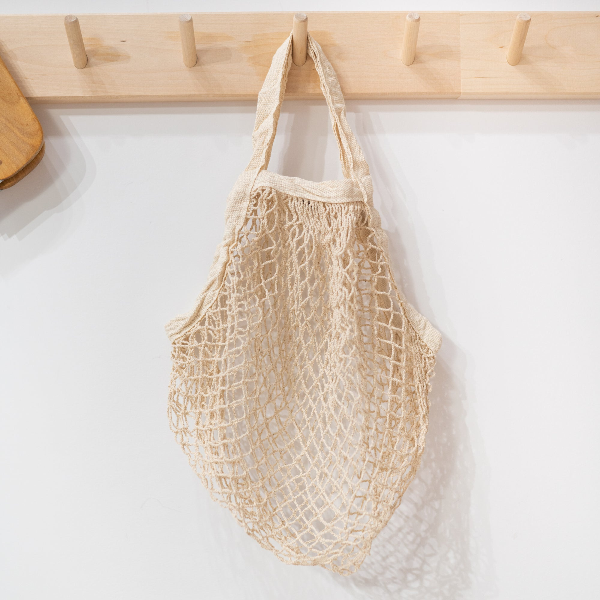 Cotton Net Shopping Bag - Rug & Weave