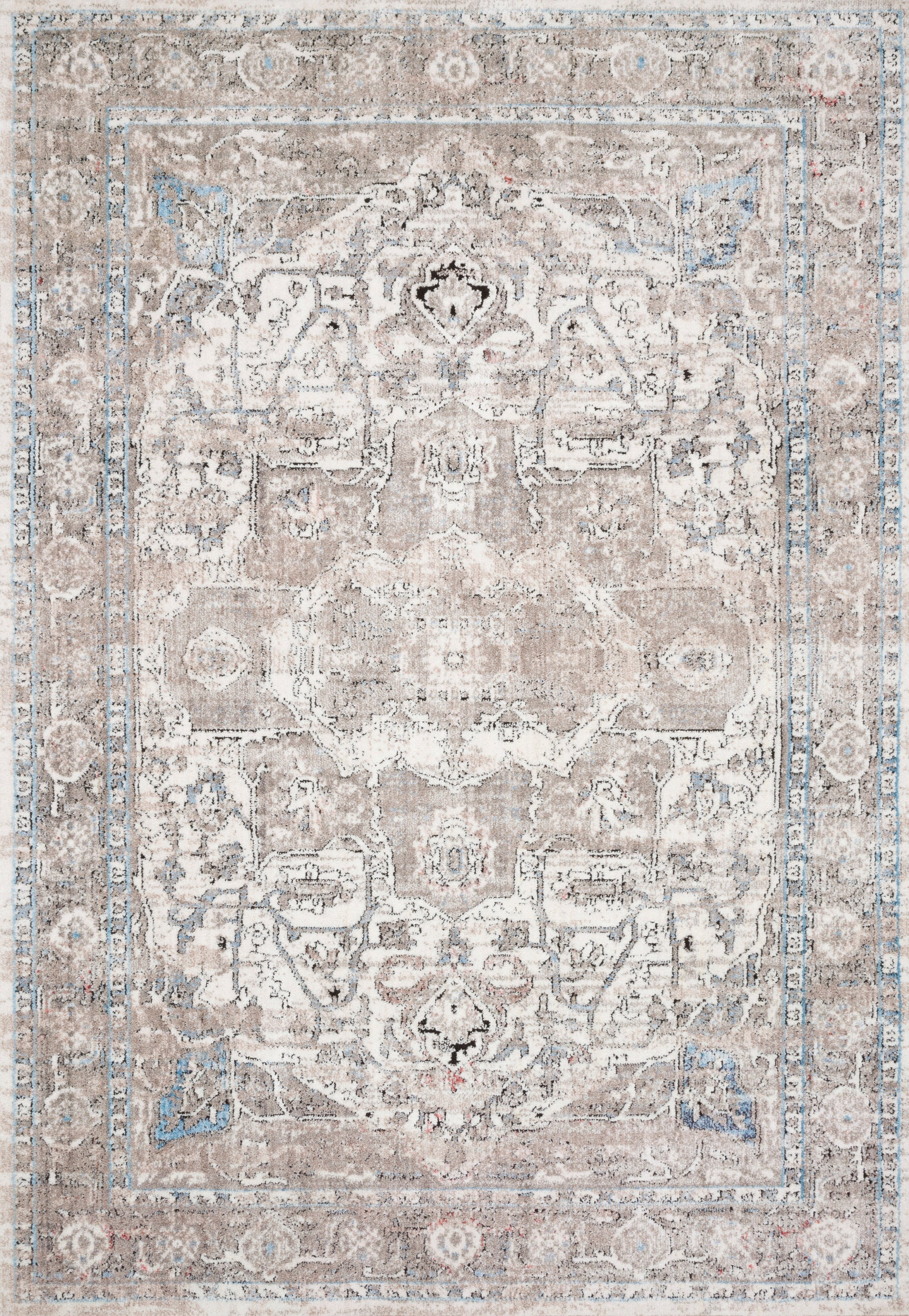 Loloi Dante Ivory Rug - Rug & Weave