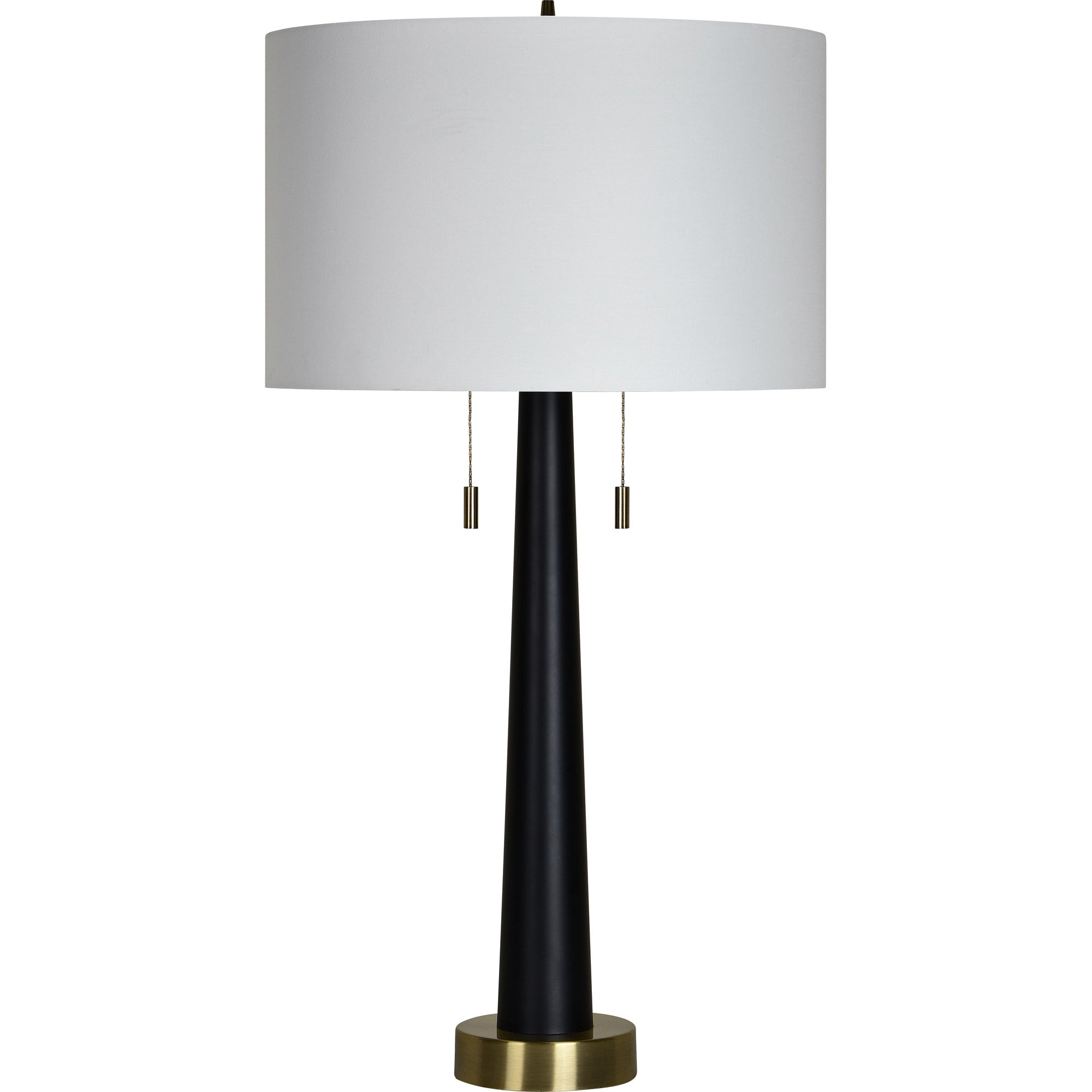 Diana Iron & Brass Table Lamp