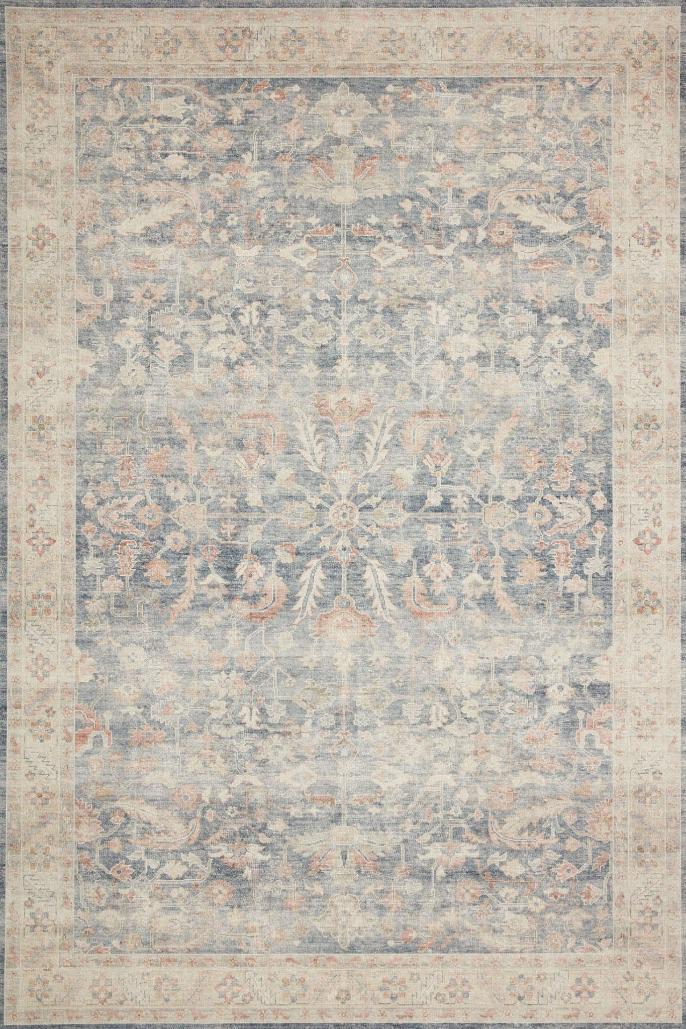In Store Rug - Hathaway Denim / Multi