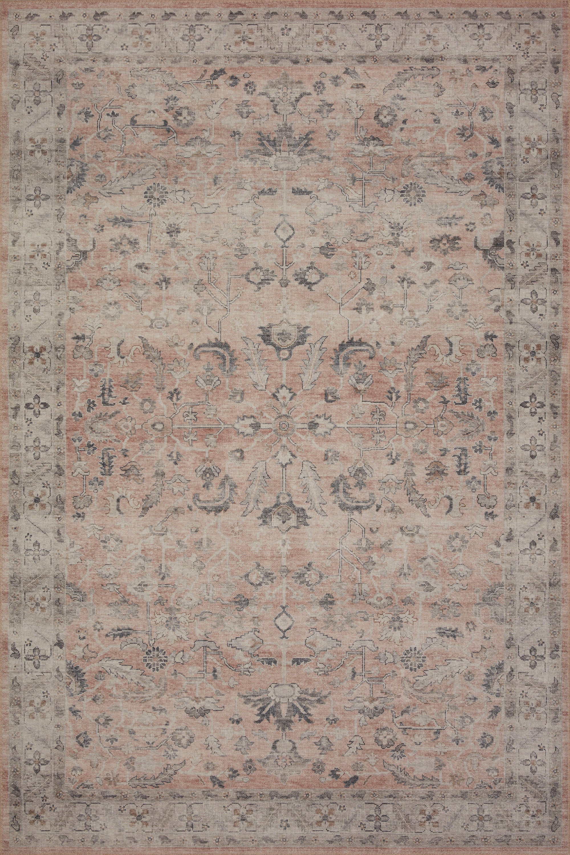 In Store Rug - Hathaway Blush / Multi