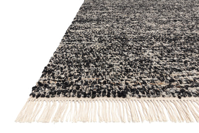 Loloi Hayes Onyx / Silver - Rug & Weave