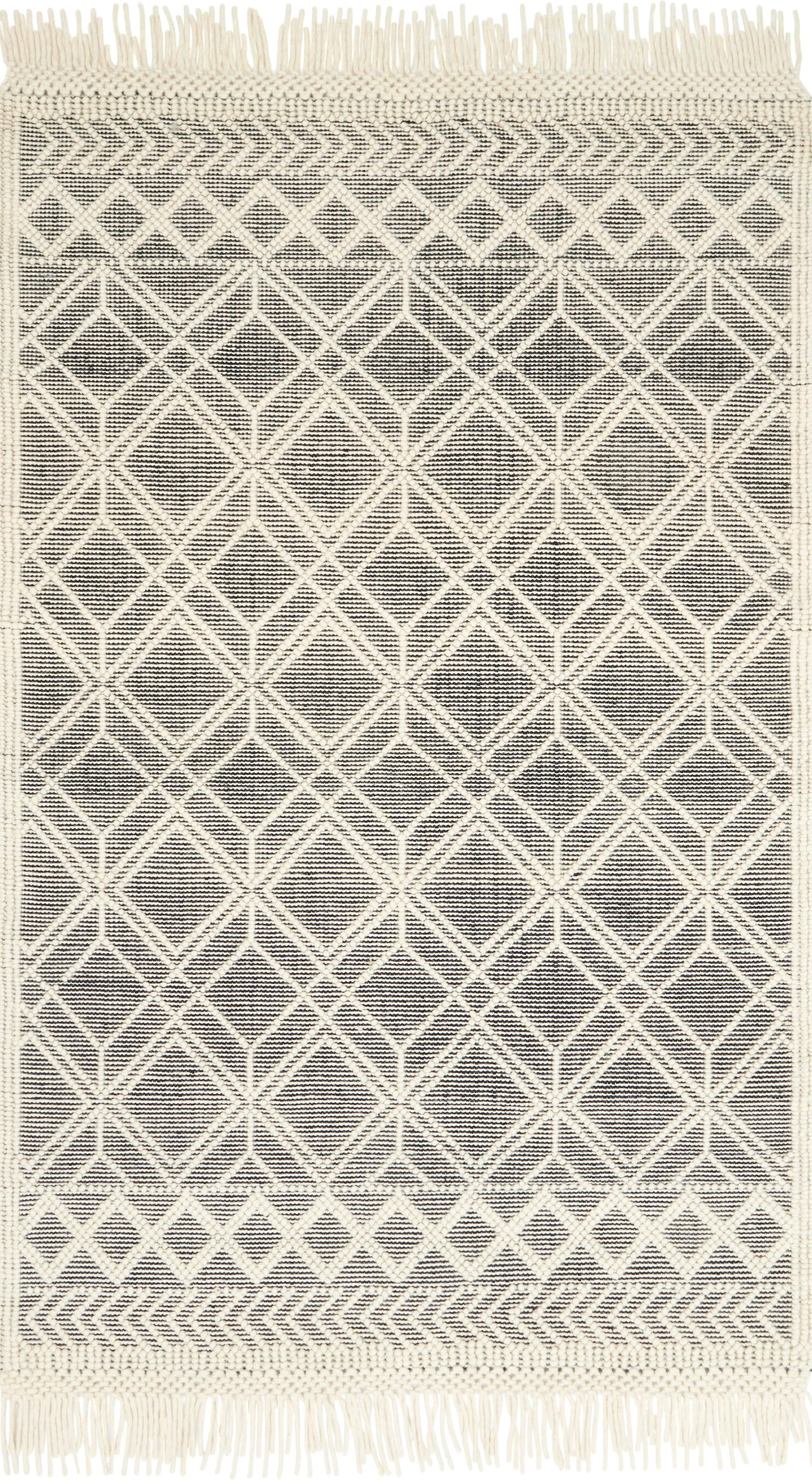 Holloway Charcoal Rug - Rug & Weave