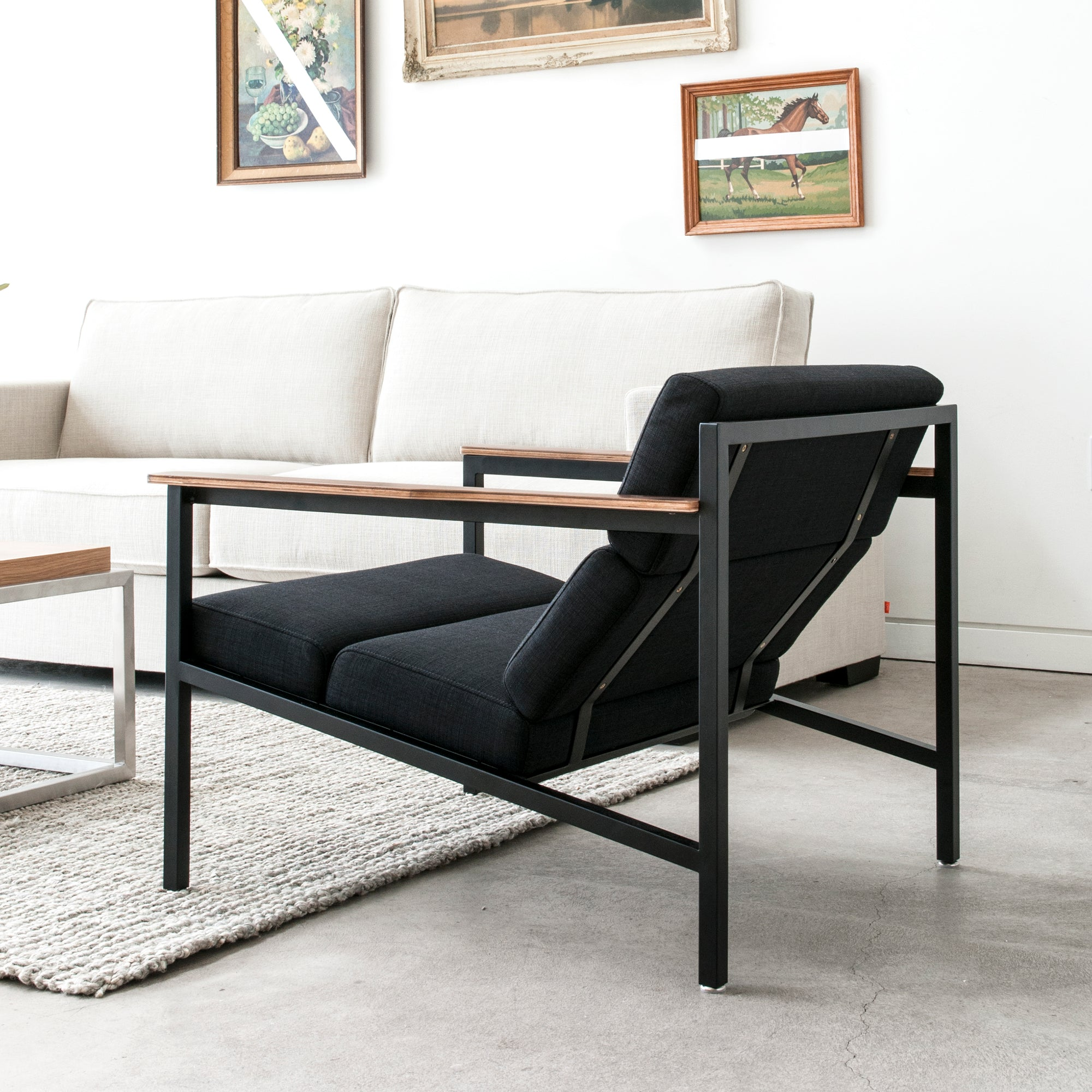 Gus* Modern Halifax Chair - Rug & Weave