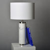 Heather Marble Table Lamp - Rug & Weave